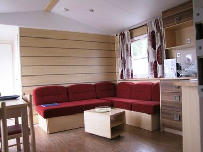 Photo for Rental mobile home in Onzain