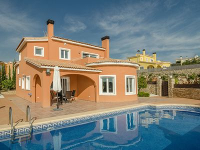Photo for Luxury Villa with Private Swimming Pool in Moraira