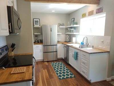Brand new spotless  full kitchen with Stainless Steel Appliances