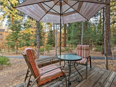 Photo for Incline Village Condo-Steps to Beach, by Skiing!