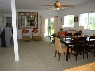 Dining & Family Room
