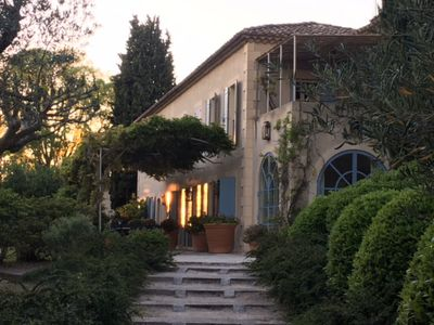 Photo for Secluded Bastide In Provence, St Remy / Fontvieille Area