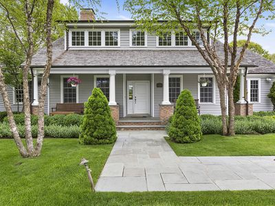 Photo for Perfect Easy Living in Sag Harbor--steps into town and the beach!