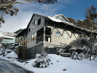 Photo for Cascades Close Thredbo chalet with one of the best outlooks in Thredbo
