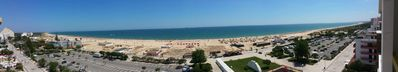 Photo for First line apartment with magnificent sea view.