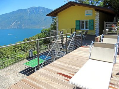 Photo for Apartment Chalet 4 you (LIM110) in Limone sul Garda - 4 persons, 2 bedrooms