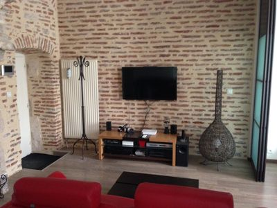 Photo for Holiday Rentals apartment T3 Cahors center