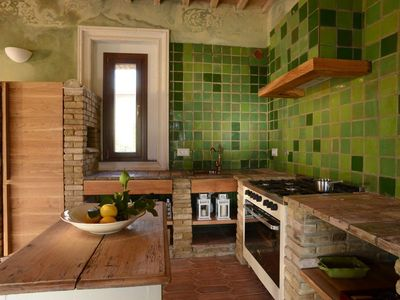 Photo for Holiday apartment Saline di Volterra for 4 - 5 persons with 3 bedrooms - Holiday house