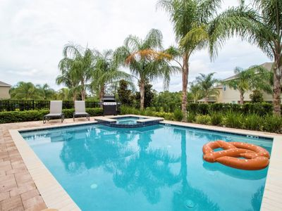 Photo for ACO PREMIUM – 8Bd with Private Pool, Spa and Grill (1814)