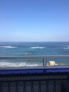 Photo for First line apartment at Playa de Las Canteras
