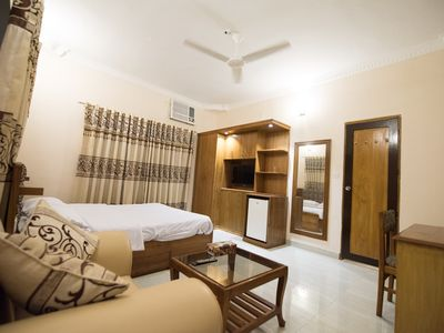 Photo for Le Chateau cheap prices Boutique hotel in Gulshan