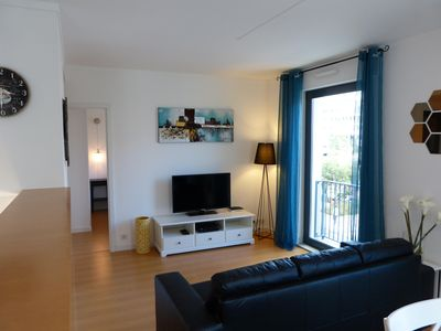 Photo for Mourisca apartment in Pena with WiFi, private parking & lift.