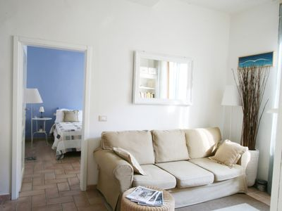 Photo for Renovated apartment, just 15 minutes walk from the Cathedral, with ADSL free