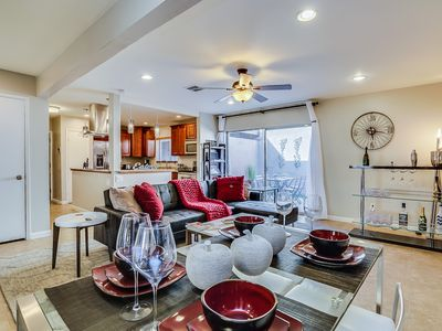 Photo for Ritzy Scottsdale Retreat W/Pool minutes from Old Town & Entertainment District