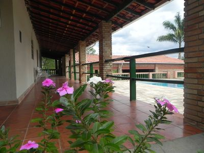 Photo for Chácara José Lopes Orchid, Excellent Country House, pleasant environment, 60 km from SP