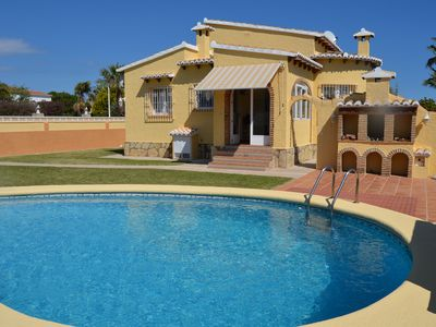 Photo for Villa Nido with 2 bedrooms and pool in Els Poblets