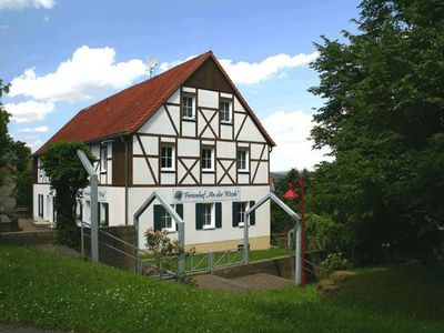 Photo for Holiday apartment Gohrisch for 4 - 5 persons with 2 bedrooms - Holiday apartment in a farmhouse