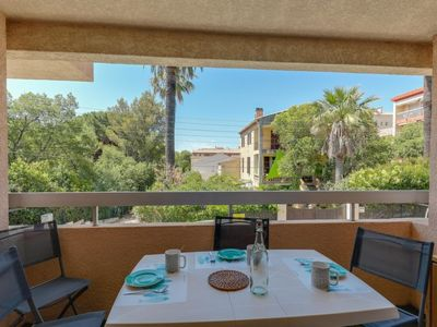 Photo for 1BR Apartment Vacation Rental in Fréjus, Var