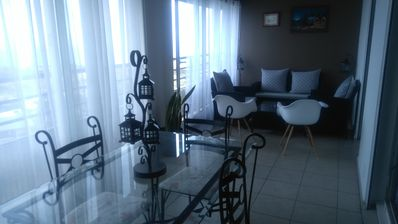 Photo for Apartment furnished with spur