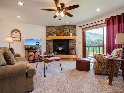 Photo for RA305 by Mountain Resorts*Minutes away from Hiking, Biking, & Golf ~ Pool/Hot Tub Onsite