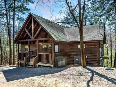 Photo for Cabin in between Gatlinburg and Pigeon Forge Bear Haven