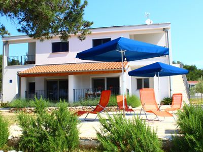 Photo for Holiday apartment 10 m from the sea