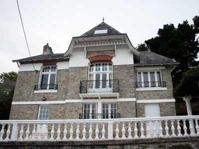 Photo for Large villa with terrace and a very beautiful sea view.