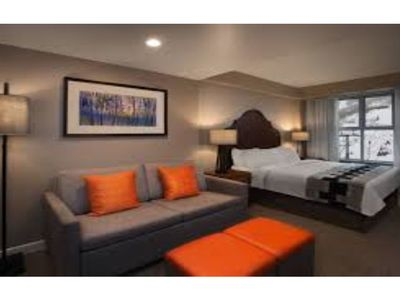 Photo for Jan. 13-18 2019 1 Bedroom 1 Bath mountainside at Park City Mountain Resort