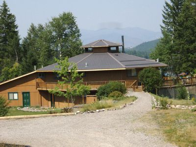 Photo for STUNNING VIEWS AND LAST MINUTE SPECIALS ,ONLY 9 Miles from Glacier Park!!!