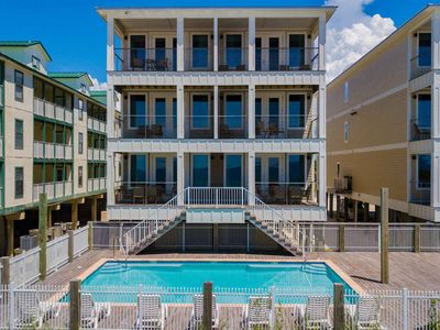 Photo for One of a Kind Beachfront Home in Gulf Shores! Perfect for Large Groups or Families! Plan Your Next Event Here!