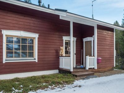 Photo for Vacation home Levin ruska b in Kittilä - 8 persons, 4 bedrooms