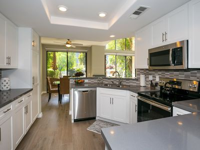 Photo for PGA WEST - Recently Renovated - Close to Community Pool - Mountain Views!!