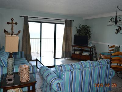 Photo for BEAUTIFUL VIEWS;  WASHER DRYER INCLUDED-7TH FLOOR EAST END