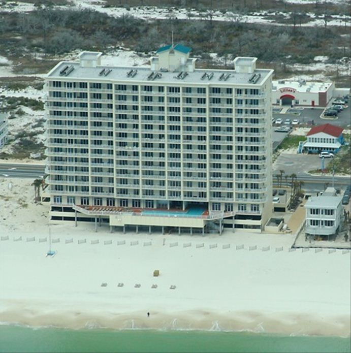 Vacation In Perdido Key Fl: Great Gulf Front Unit In Perdido Key FL