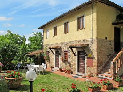 Photo for Apartment Podere Poggetto  in Tavarnelle Val di Pesa, Florence and surroundings - 6 persons, 2 bedrooms