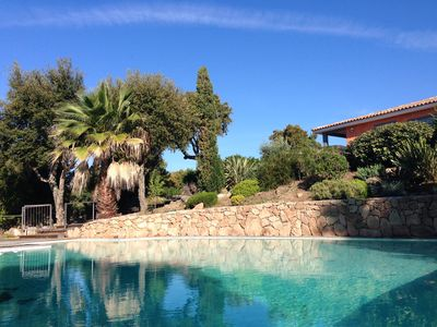 Photo for Large luxury villa 450m2 sea view