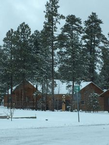 The Perfect Cabin In Pinetop Country Club Vrbo