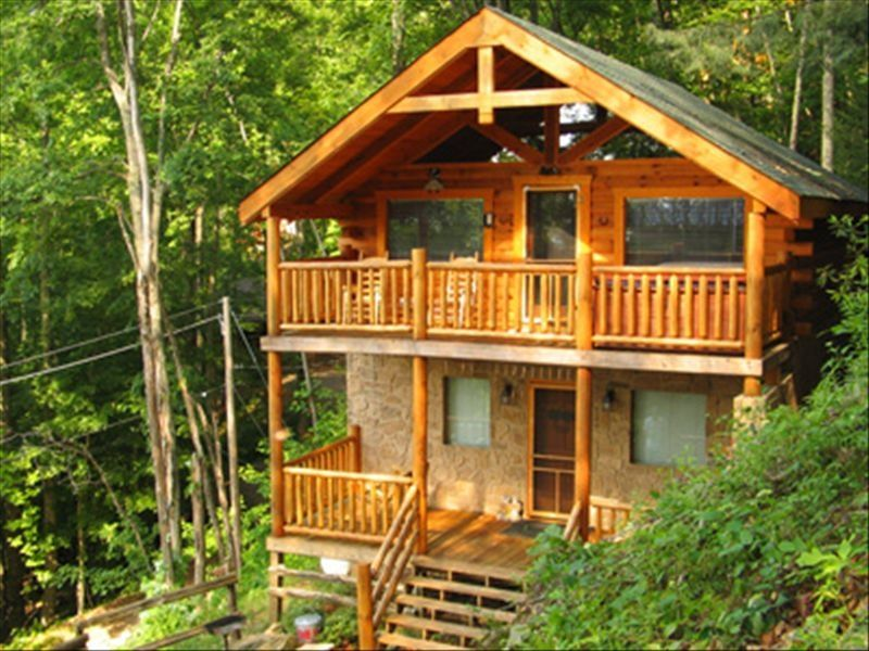 Delicieux 2 Level 1br    View All Our VRBO Cabins
