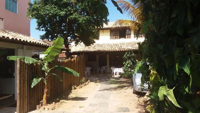 Photo for Rent great house 5 minutes walk from the beach Geribá