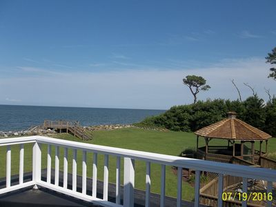Photo for NEW RENTAL* Private Sand Beach with Awesome Chesapeake Bay View