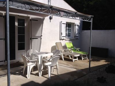 Photo for 1BR House Vacation Rental in Charente-Maritime, Poitou-Charentes