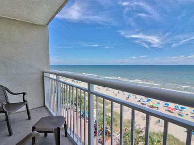 NEW LISTING:Oceanfront Condo for Less!Plenty Open Dates