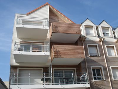 Photo for Apartment in new residence with sea views,