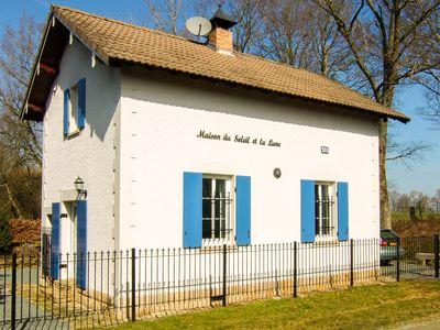Photo for Lovingly and comfortably renovated railway house in rural surroundings