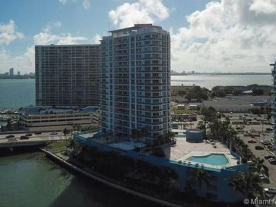 Photo for Brand New Amazing Bay View near the beach 2 Bed 3 bath Best Location  w/ parking