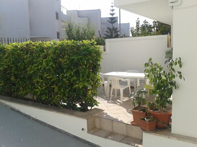 Photo for OTRANTO - COMFORTABLE TWO-ROOM APARTMENT A FEW METERS FROM THE SEA