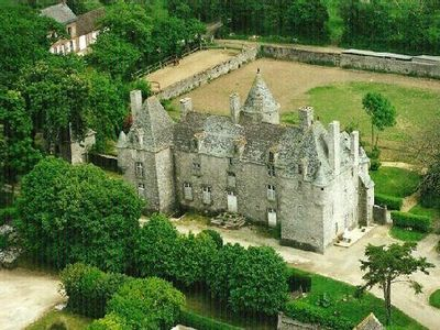 Photo for Gite in Genuine Castle of the XVIth century classified in ancient monuments