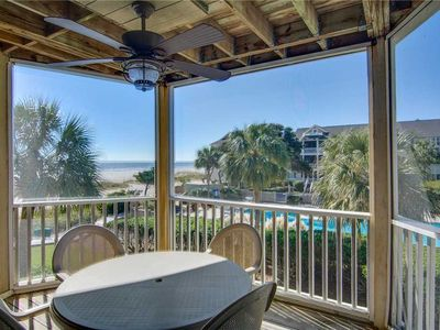 Photo for Enjoy A Private Porch With Amazing Ocean Views!