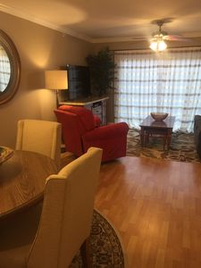 Photo for ADJACENT TO MASTERS - 2 bedroom - 1 1/2 bath