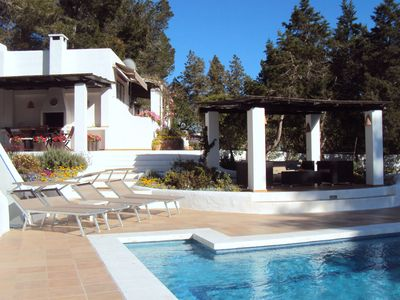 Photo for Comfortable Family Villa for 6, with large pool Can Bosc